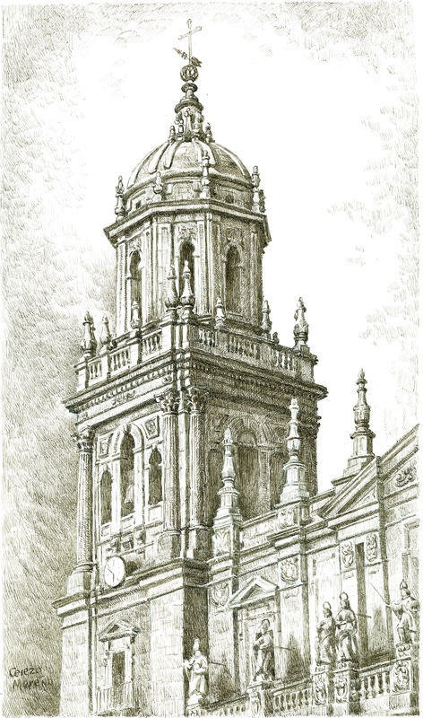 Torre de las Campanas, Catedral de Jaén