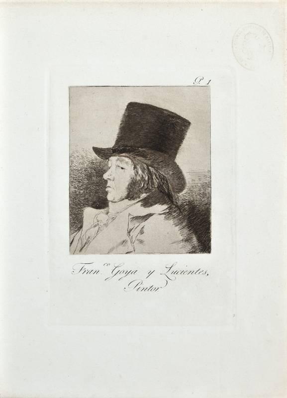 Francisco de Goya y Lucientes, Pintor