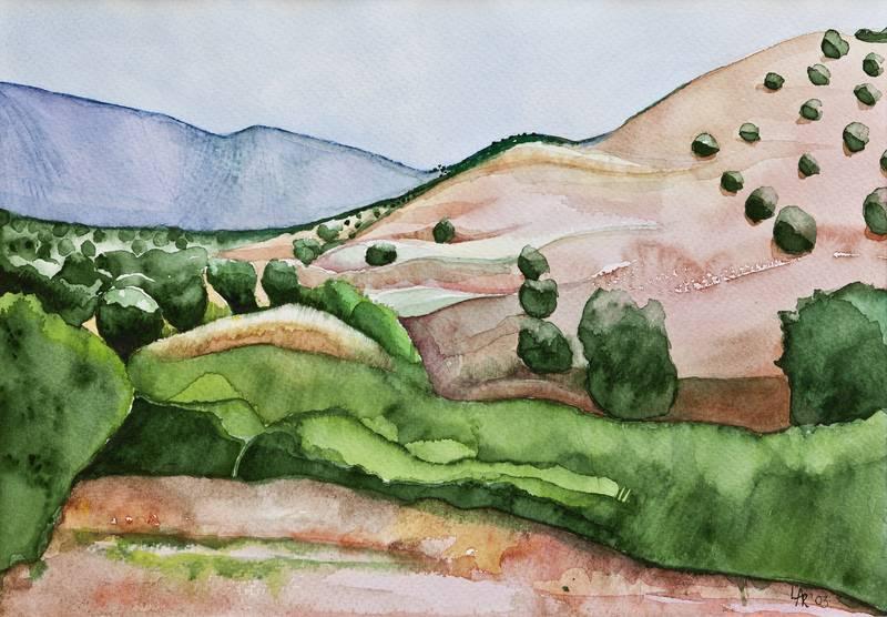 Landscape Patterns 3