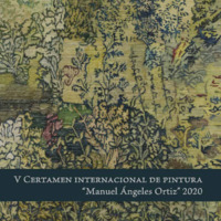 V certamen internacional de pintura Manuel Ángeles Ortiz 2020